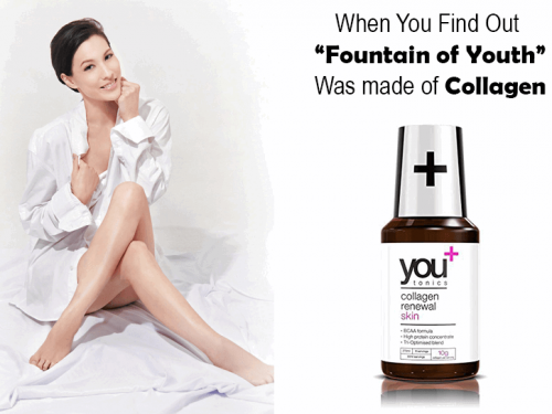 Best Seller Collagen Supplement: Youtonics Collagen Drink