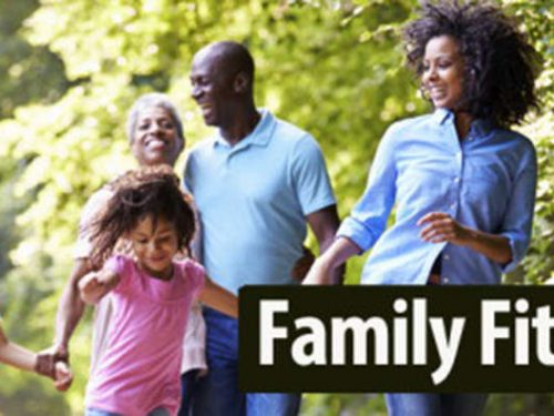 Family Fitness Ideas: Getting Active Together Makes Working Out More Fun