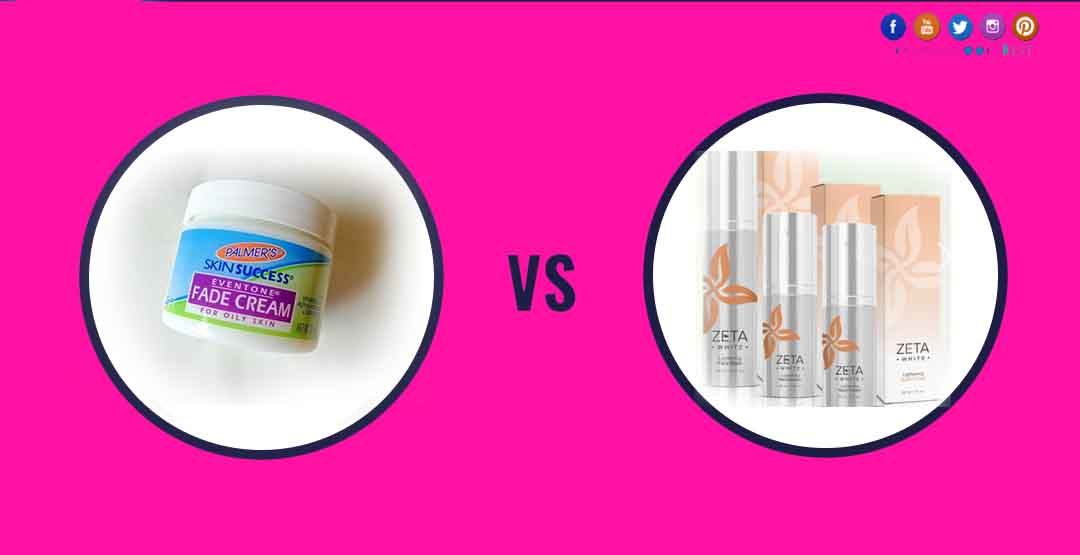 Palmer's-Skin-Success-Eventone-Fade-Cream Vs Zeta Skin Whitening Cream