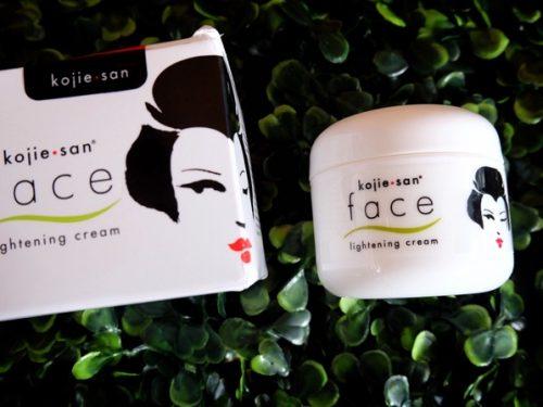 Is Kojie San Cream Eligible To Lighten The Skin?