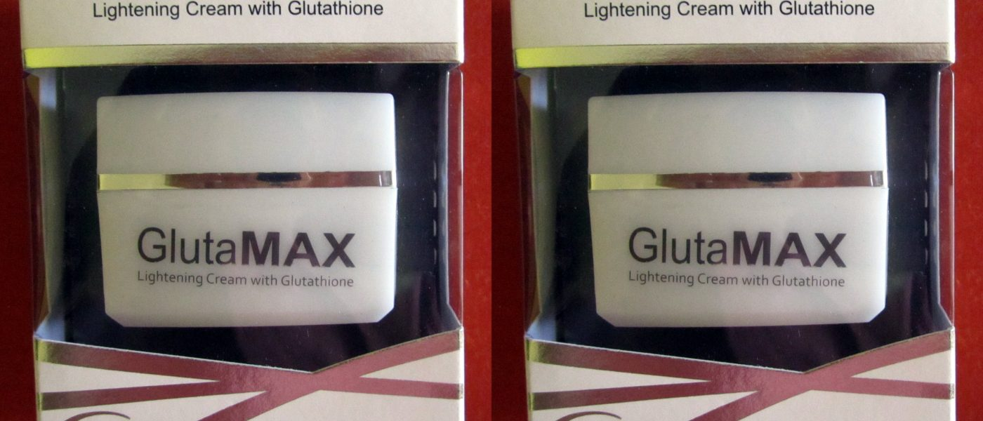 glutamax lightening cream