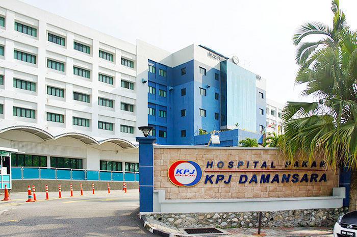 KPJ DAmansara specialist Malaysia Kuala lumpur