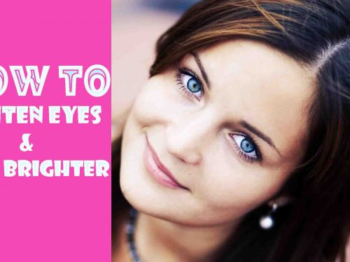 How to Whiten Eyes: Fast Guide to Make Eyes Whites Clear and Bright