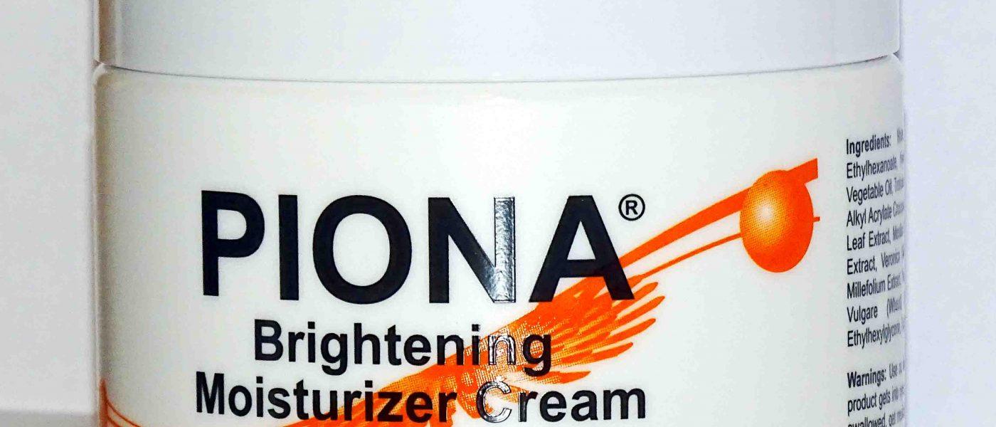 Piona Cream review